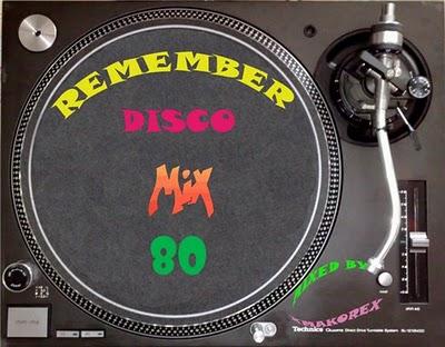 DJ Xmakorex - Remember Discomix 80