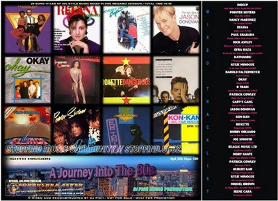 DJ Pich - A Journey Into The 80's Mix 08