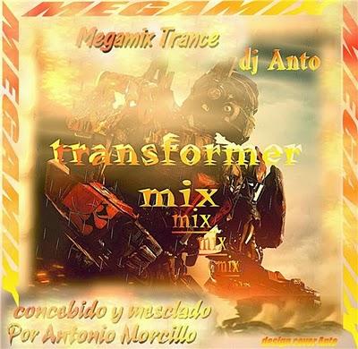DJ Anto - Transformer Mix
