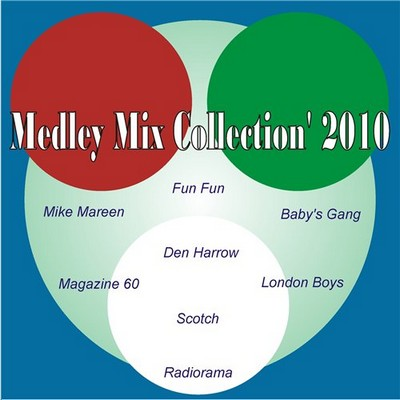 Mixa Mix - Mix Medley Collection 2010