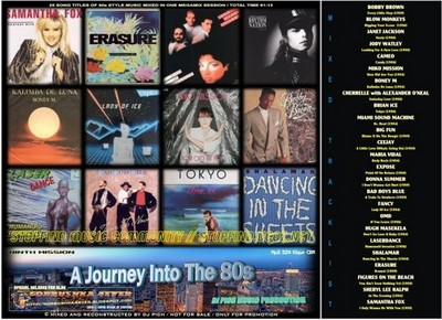 DJ Pich - A Journey Into The 80's Mix 09