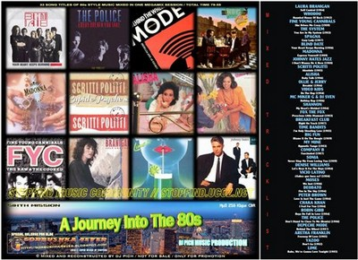 DJ Pich - A Journey Into The 80's Mix 06