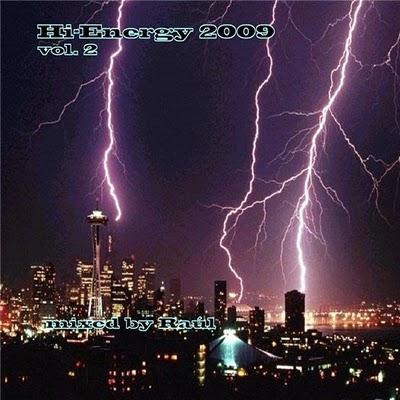 DJ Raul - Hi Energy Mix 2009 vol 02