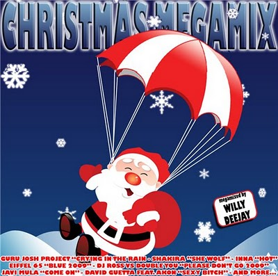 Willy Deejay - Christmas Megamix 2009