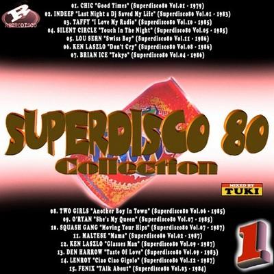 DJ Funny - SuperDisco 80 Collection Vol. 1