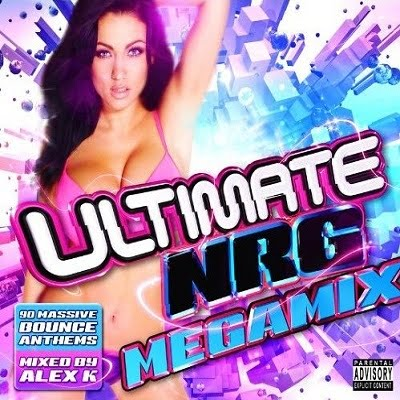 VA - Ultimate NRG Megamix 2009 / 2xCD