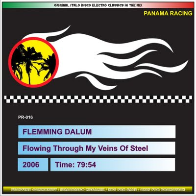 Flemming Dalum - Flowing Through My Veins Of Steel
