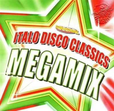 DJ Happy Vibes - Italo Disco Classics Megamix - 01