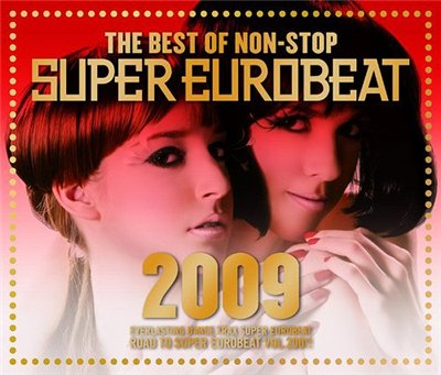 Best Of Non-Stop Super Eurobeat 2009