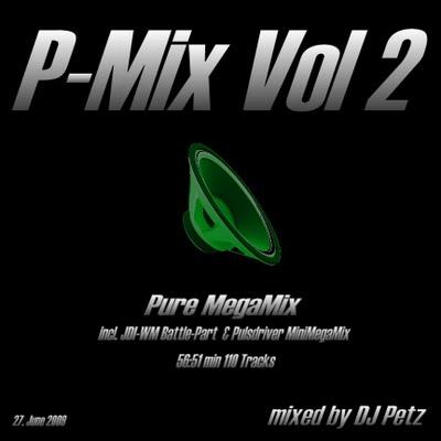 DJ Petz - P-Mix vol 02