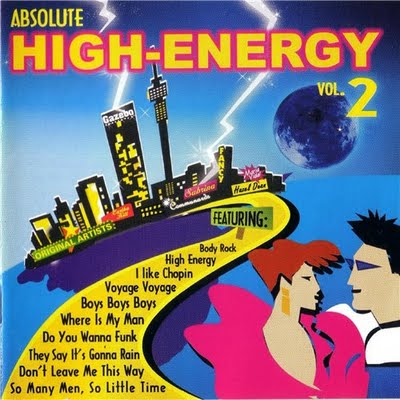Absolute High-Energy Mix 02