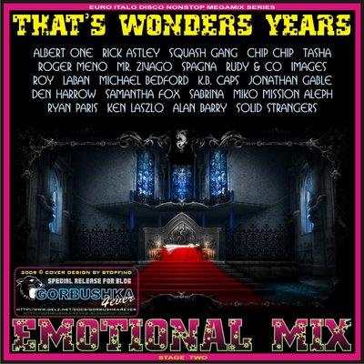 DJ Jhon - That's Wonders Years - Stage 02