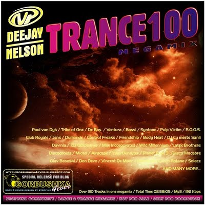DJ Nelson - Trance 100 Megamix