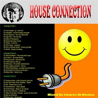 DJ Linares - House Connection Megamix 01-03