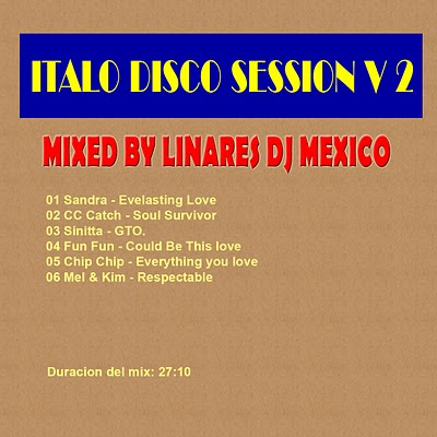 DJ Linares - Italo Session Mix 02