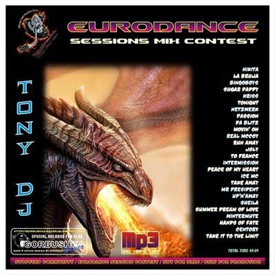 Tony DJ - EuroDance Mix Contest