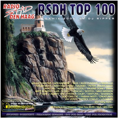 DJ Ripper - RSDH Top 100 Megamix