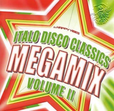 DJ Happy Vibes - Italo Disco Classics Megamix - 02