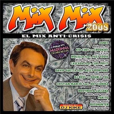 DJ Kike - Mix Mix 2009