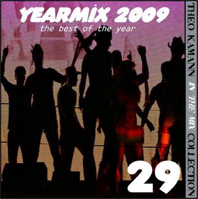 DJ Theo Kamann - YearMix 2009 / Kamannmix vol 29