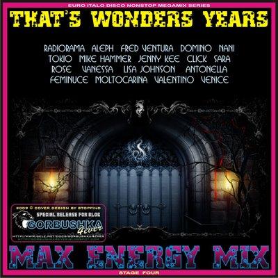 DJ Jhon - That's Wonders Years - Stage 04