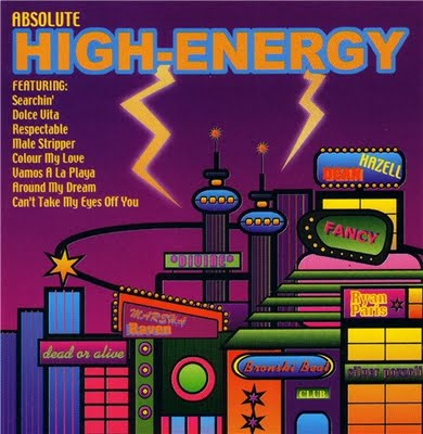 Absolute High-Energy Mix 01