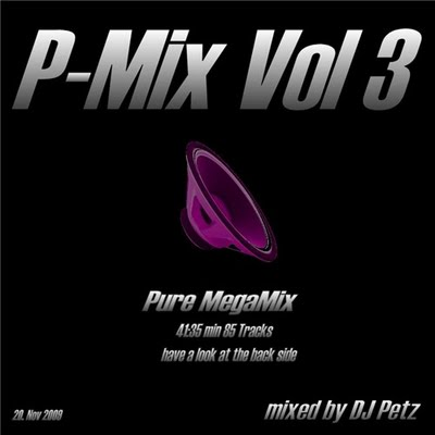 DJ Petz - P-Mix vol 03