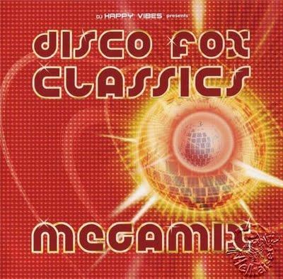DJ Happy Vibes - Disco Fox Classics Megamix