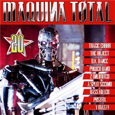 DJ Matei - Maquina Total 20 (2009)