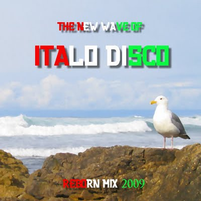 VEDRAN BJ - The New Wave of Italo Disco (Reborn Mix)