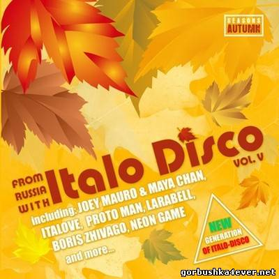 VA - From Russia With Italo Disco vol V [2012]