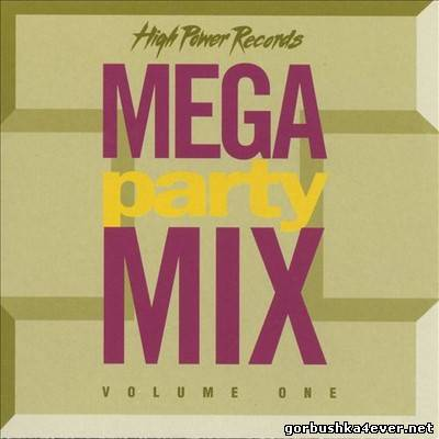 VA - [High Power Records] Mega Party Mix vol 01 [1995]