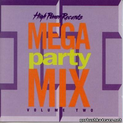 VA - [High Power Records] Mega Party Mix vol 02 [1996]