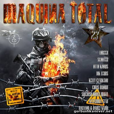 VA - Maquina Total vol 23 [2012] / 2xCD