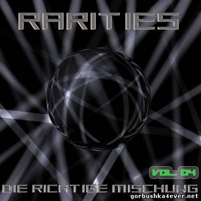 VA - [Black Label Records] Rarities (Die Richtige Mischung) volume 04 [2009]