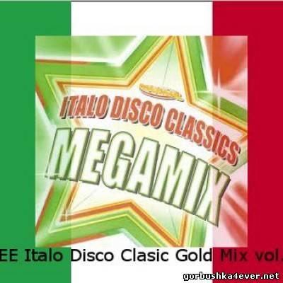 DJ D-Dee - Italo Disco Classic Gold Mix vol 01 [2013]