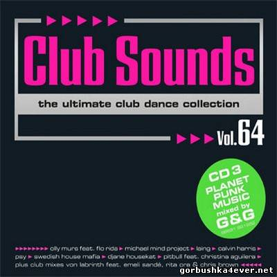 VA - Club Sounds Vol 64 [2013] / 3xCD