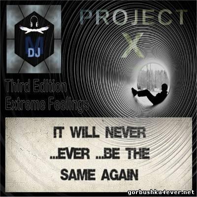 DJ M - Project-X Mix - vol 03 [2013]