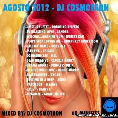DJ Cosmotron - HiNRG Mix 2012 Vol 08