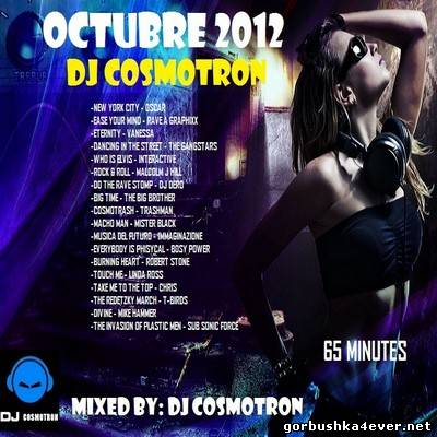 DJ Cosmotron - HiNRG Mix 2012 Vol 10
