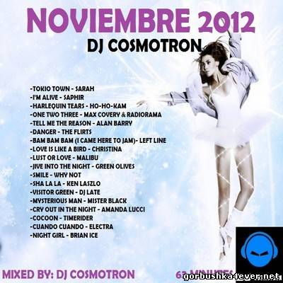 DJ Cosmotron - HiNRG Mix 2012 Vol 11