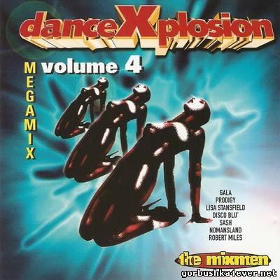 Dance Xplosion Megamix vol 04 [1997]