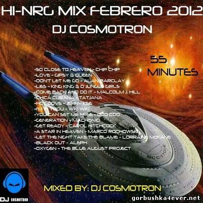 DJ Cosmotron - HiNRG Mix 2012 Vol 02