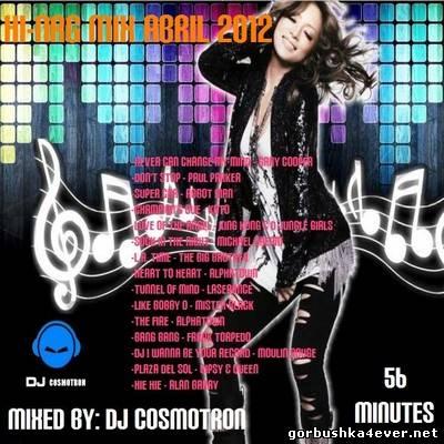 DJ Cosmotron - HiNRG Mix 2012 Vol 04