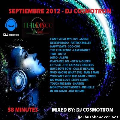 DJ Cosmotron - HiNRG Mix 2012 Vol 09