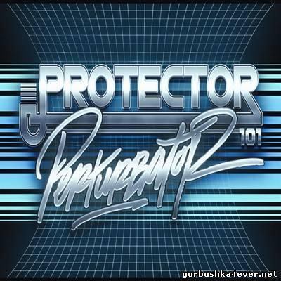 Protector 101 - L.A. Cop Duo & Perturbator - Selections [2013]
