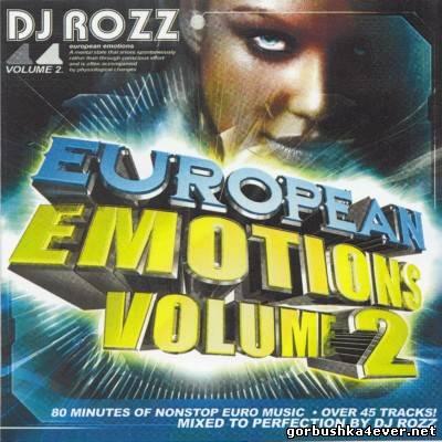 DJ Rozz - European Emotions vol 02