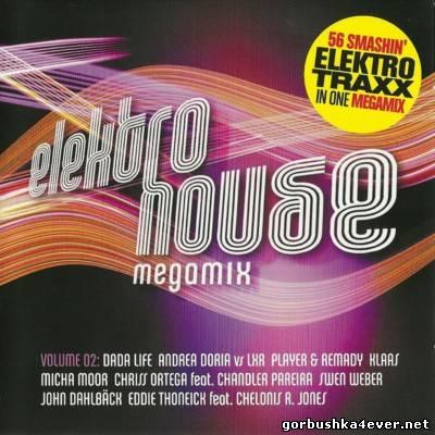 [SWG Team] Elektro House Megamix vol 2 [2008] / 2xCD