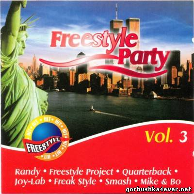 VA - Freestyle Party vol 3 [1999]
