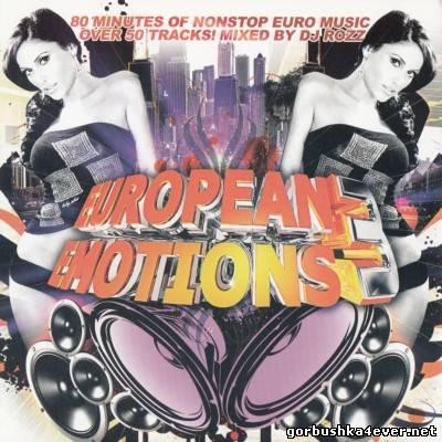 DJ Rozz - European Emotions vol 03